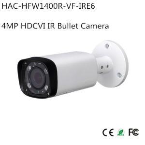 4MP Hdcvi IR Bullet Camera (HAC-HFW1400R-VF-IRE6)