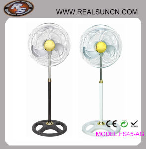Special 18inch Stand Fan/Industrial Fan in White Color pictures & photos