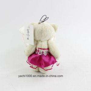Wholesae Plush Mini Rabbit Keychain Teddy pictures & photos