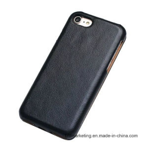 Genuine Real Leather Flip Mobile Cell Phone Case for iPhone 8/8plus7/7plus/6s/6splus pictures & photos
