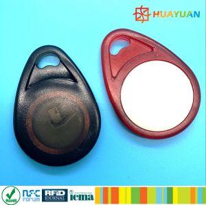 Serial Number 13.56MHz MIFARE Plus SE 1K RFID Keyfob pictures & photos
