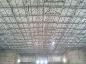 Factory Roof Tube Roof Truss Light Steel Structure pictures & photos