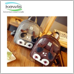 New Design Cartoon Style Mini PU Backpack pictures & photos