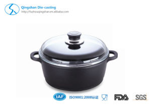 Top Quality Product Cooking Pans Ceramic Coating Soup Pot pictures & photos