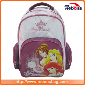 New Style Fashion Trend Primary Princess Custom Book Bags pictures & photos