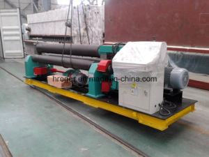 W11 Mechanical 3 Rolls Plate Rolling Machine pictures & photos