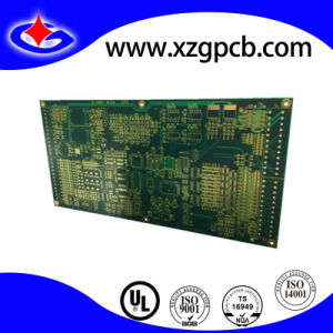 HDI 6-Layer Tg180 Fr4 Circuit Board for Computer Mainboard PCB pictures & photos
