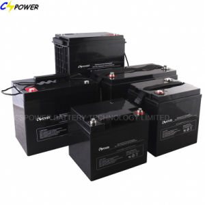 UPS Battery 12V150ah Sealed Lead Acid Battery for Solar Panel pictures & photos