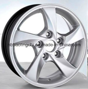15 Inch Alloy Wheel with PCD 5X114.3 for Honda pictures & photos
