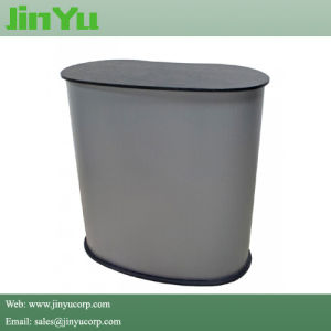 Portable Expo Counter with Satin Gray Sidewalls pictures & photos
