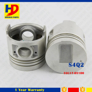 Piston Excavator Engine Spare Parts S4q2 Piston with Pin OEM (32C17-05100) pictures & photos