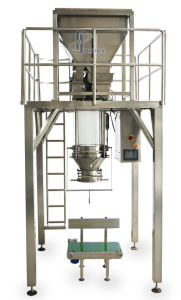 Top Sales Bulk Bag Granule Packing Machine pictures & photos