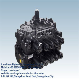(Doosan 220) New Doosan Excavator Hydraulic Oil Control Valve pictures & photos