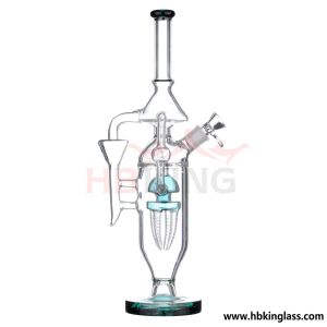 Egg Honeycomb Oil Rig Bowl Glass Pipe Water Somking Hookah pictures & photos