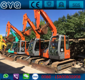 Original Japan Made Mini Excavator Hitachi Zx75us Excavators for Sale pictures & photos