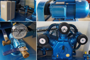 Piston Air Compressor/ Silence Air Compressor W-1.35/8, W-1.8/8, W-2.5/8 pictures & photos