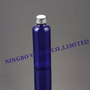 100ml 150ml 200mml Plastic Round Bottles Cosmetics Container for Cosmetic pictures & photos