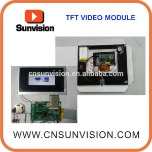 "Programmable 2.4"" LCD Video Module Greeting Card Music Module pictures & photos"