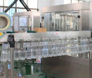 Whole Set Filling and Sealing Machines for Bottled Juice pictures & photos