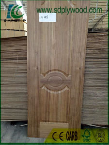 Wood Veneer Door Skin/Melamine Door Skin for Door Factory pictures & photos