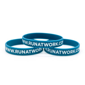 Wholesale High Quality Rubber Wristband for Souvenir pictures & photos