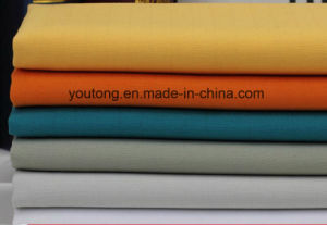 Woven Twill 1/3 T/C Anti-Static Fabric for Oil Station Workwear pictures & photos