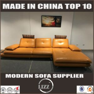 Fashion Style L Shape Couch for Living Room pictures & photos