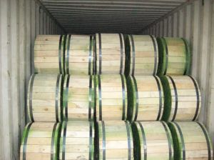 ASTM B415, ASTM B502&ASTM B549 Aluminum Clad Steel Wire 3.5mm pictures & photos