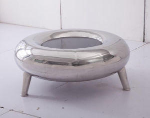 UFO Coffee Table, Stainless Steel Round Coffee Table, Round Tea Table T-97 pictures & photos