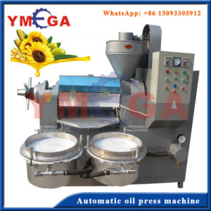 Different Sizes of Commercial Edible Coconut Oil Making Machine pictures & photos