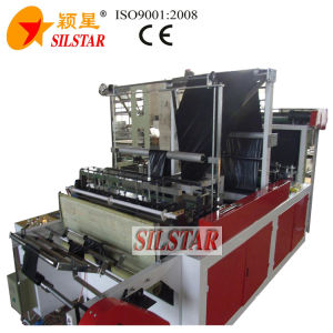 Garbage Bag Making Machine on Roll (double fold) pictures & photos