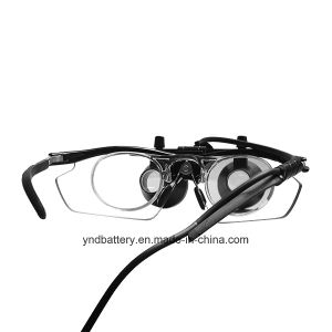 Galilean 2.5X Medical Magnifier Headlight Loupes pictures & photos