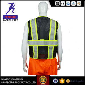 Hot Sale Reflective Safety Clothes Vest En20471 pictures & photos
