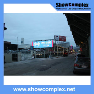 Outdoor Full Color LED Digital Display for Advertisement with Slim Panel (pH10 960mm*960mm) pictures & photos