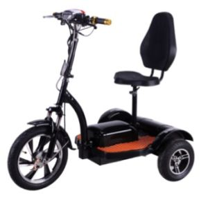 Hot Selling Three Wheels Electric Mobility Tricycle T6 pictures & photos