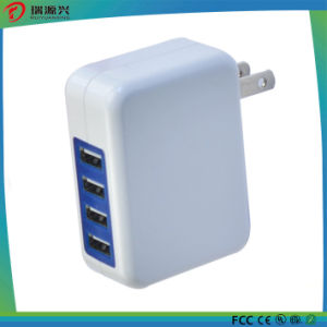 2016 Factory Price 4 USB Travel Charger for iPhone