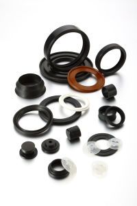 NBR Rubber Parts, Rubber Boots, Molded Rubber Seals pictures & photos