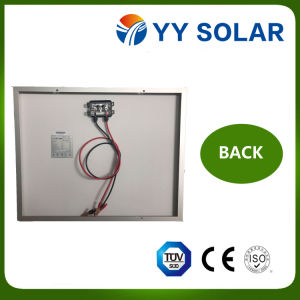 50W Solar Panel for Street Lights and Camping pictures & photos