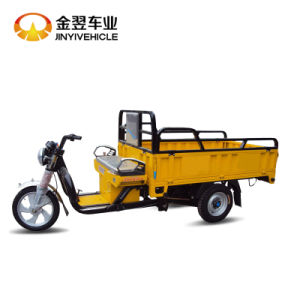 1250W 72V Electric Cargo Tricycle pictures & photos