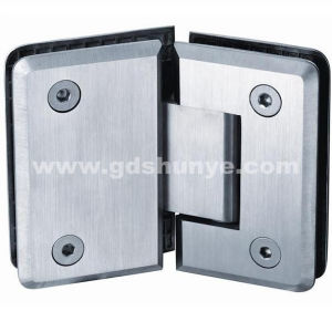 Stainless Steel Shower Door Hinge for Glass Door (SH-0312) pictures & photos