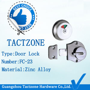 Wholesale Hot Factory Directly Toilet Fitting Zinc Alloy Bathroom Latches pictures & photos