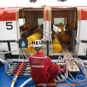 Heu-375kg Lifeboat Load Test Water Bag pictures & photos