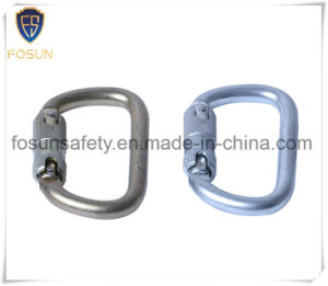 China Wholesale Cheap Rock Climbing Carabiner pictures & photos