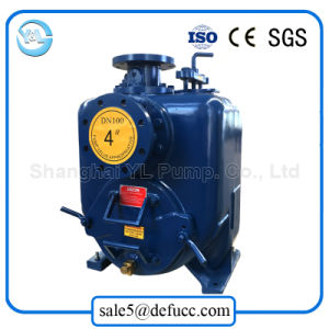 Ju Series Wet Priming Centrifugal Water Pump with Electric pictures & photos