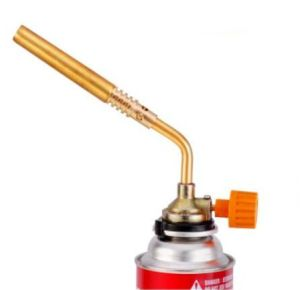 Butane Gas Torch, Mini Screw Type Butane Gas Welding Torch pictures & photos