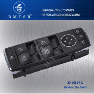 Front Window Switch Mercedes-Benz C Glk Class 2010-2015 2049055402 pictures & photos