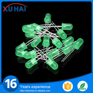 Electronic Component Green Color LED Light