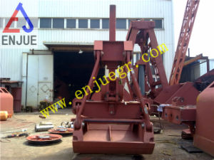 Single Rope Clamshell Grapple with Leakproof for Loading Grain Sift-Proof Grab pictures & photos