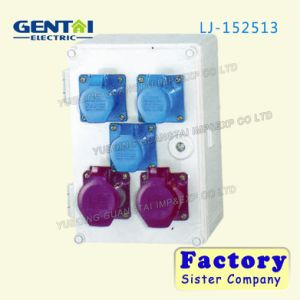 High Quality Power Distribution Socket Box pictures & photos