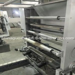 6 Color Rotogravure Printing Machine for Plastic Film 70m/Min pictures & photos